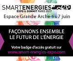 Bannière Smart Energies