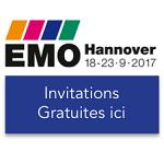 Bannière EMO Hannover