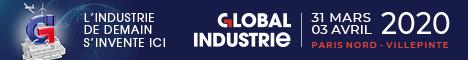 Bannière Global industrie