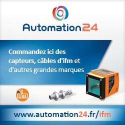 Bannière Automation 24