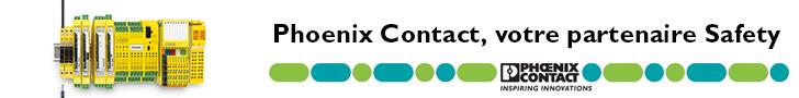 Bannière Phoenix Contact