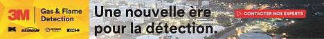 Bannière 3M Gas Detection